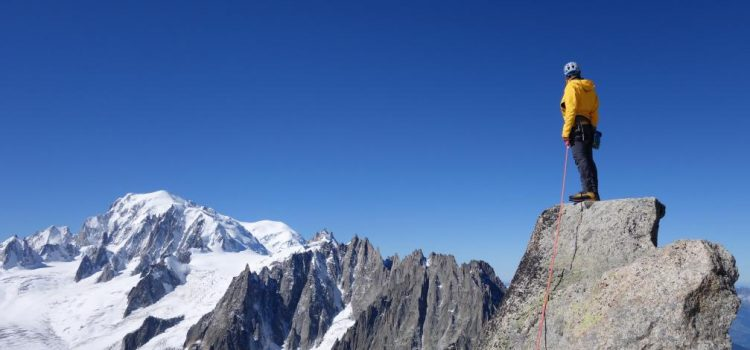 Où faire de l'alpinisme en France ?